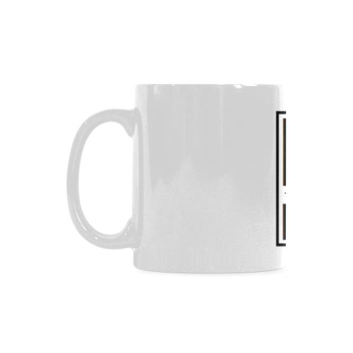McFan - Logo - black White Mug(11OZ)