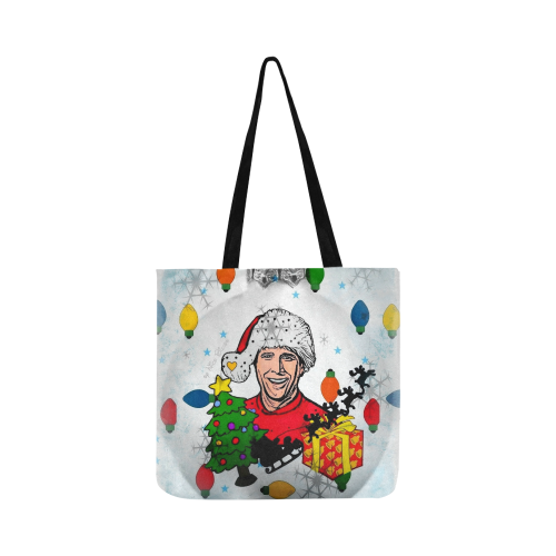 Best Christmas by Nico Bielow Reusable Shopping Bag Model 1660 (Two sides)