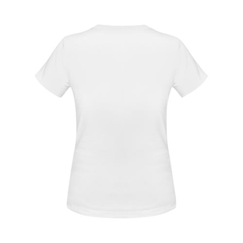 goldjapanshirtwomen Women's Classic T-Shirt (Model T17)
