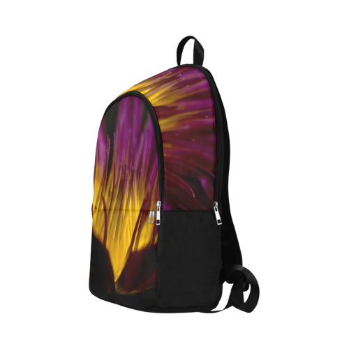 water lily 02 Fabric Backpack for Adult (Model 1659)
