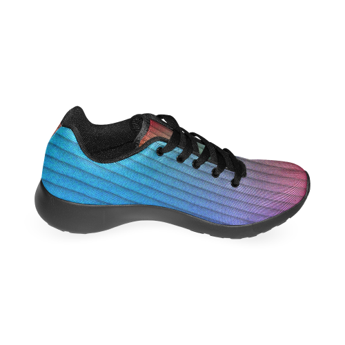 color gradient 01 Women's Running Shoes (Model 020)