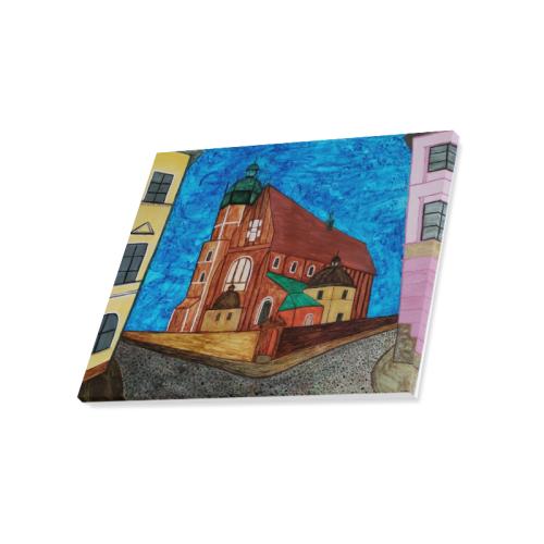 """Bazylika Bożego Ciała Canvas Print 20""""x16"""""""