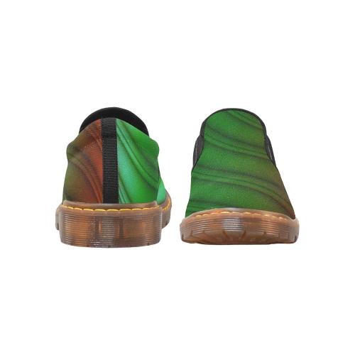 wave 02 Martin Women's Slip-On Loafer/Large Size (Model 12031)