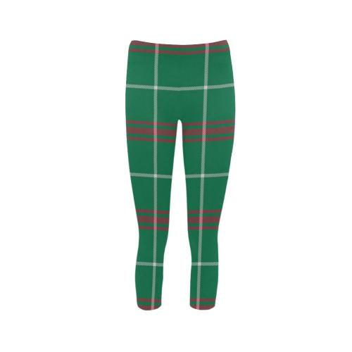 d797be1c6b235e Welsh National Tartan Capri Legging (Model L02) | ID: D2962980