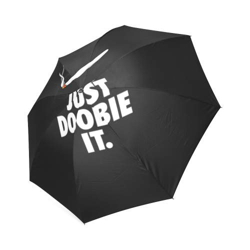 3bec250ecb94 Just Doobie It (NSFW 420 Nike Parody) - Just Do It Foldable Umbrella (Model  U01)