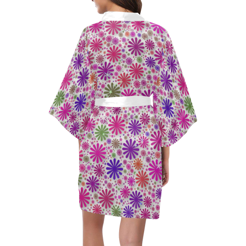 lovely shapes 3A by JamColors Kimono Robe