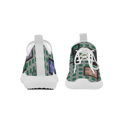 zappwaits glass a2 Dolphin Ultra Light Running Shoes for Women (Model 035)