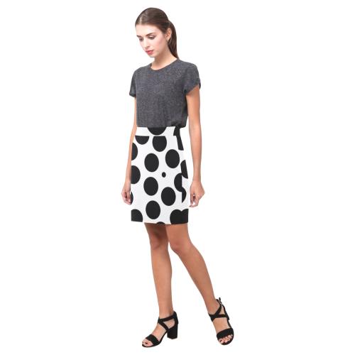 black dots 01 Nemesis Skirt (Model D02)