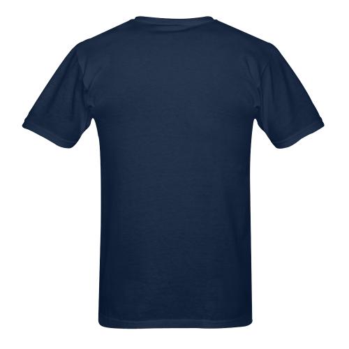McFan - Logo - no border Sunny Men's T-shirt (USA Size) (Model T02)