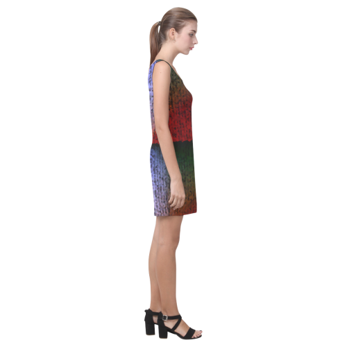 lovely 03 Medea Vest Dress (Model D06)