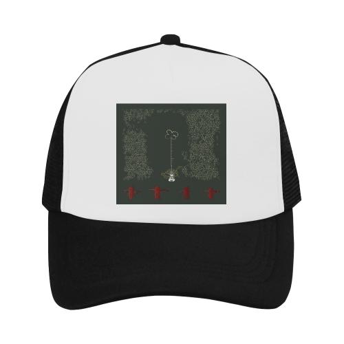 Bee Trucker Hat  44e4a17b8a8