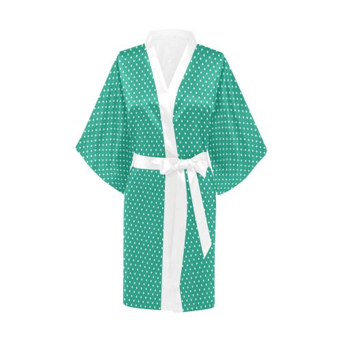 polkadots20160638 Kimono Robe
