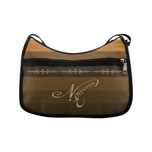 a1aca46515 Sac Bandoulière Femme Marron Crossbody Bags (Model 1616) | ID: D3223173