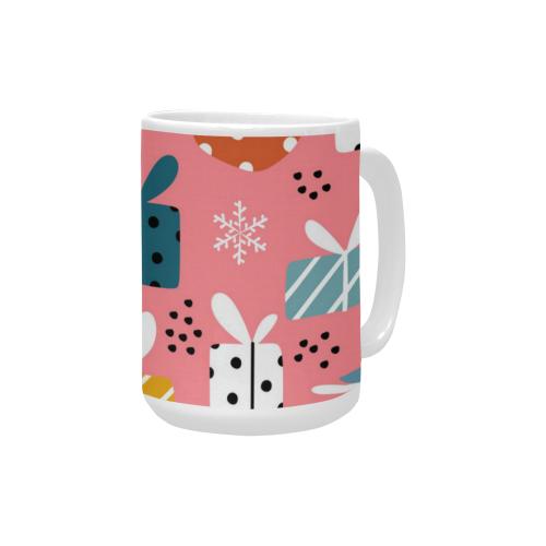 Pretty Presents Custom Ceramic Mug 15oz Id D3386602