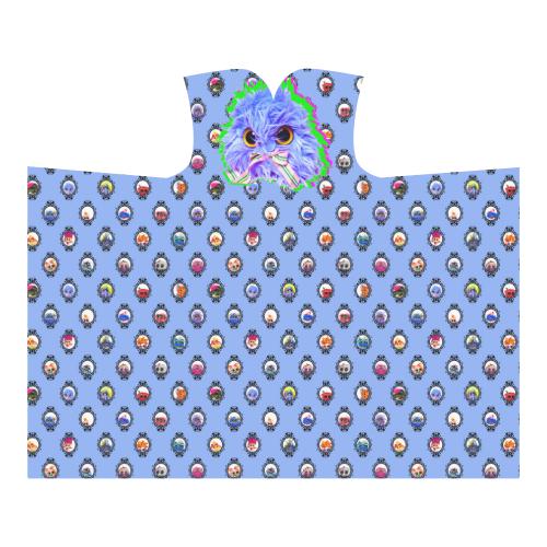 PopArt Twitchy Big Blanket Hooded Blanket 60''x50''