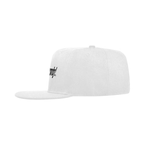 Git Rowdy - Black Unisex Snapback Hat