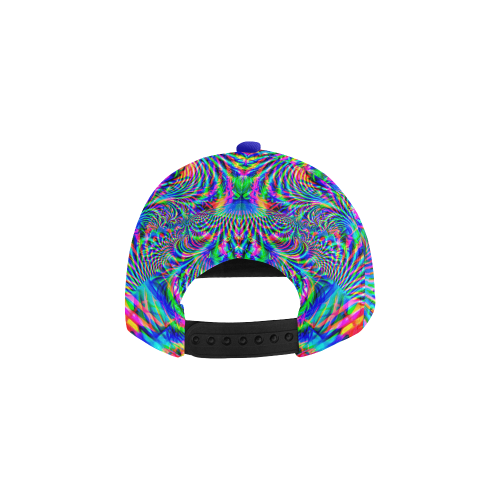 c9cc247082666 ... Psychedelic Tropical Rave All Over Print Snapback Hat A
