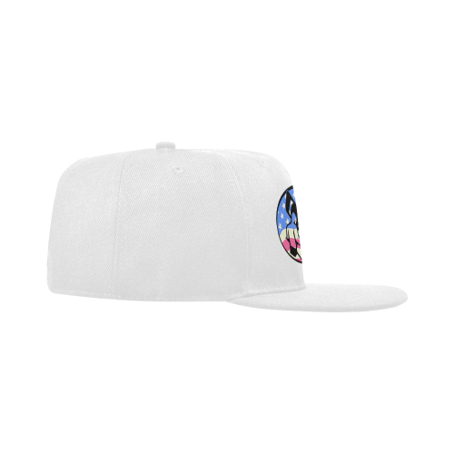 Chair Shot - patriot Unisex Snapback Hat