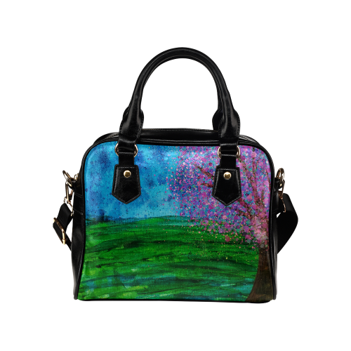 spring breeze Shoulder Handbag (Model 1634)