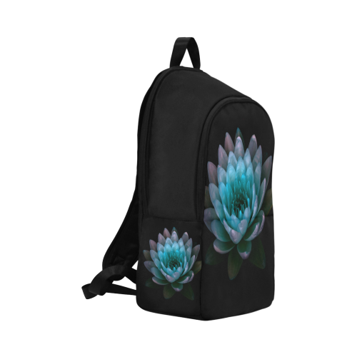 lotus flower 04 Fabric Backpack for Adult (Model 1659)