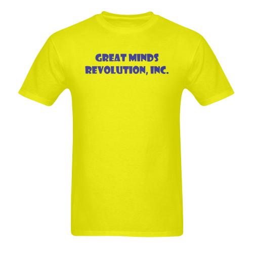 GM Rev, Inc - name Sunny Men's T-shirt (USA Size) (Model T02)