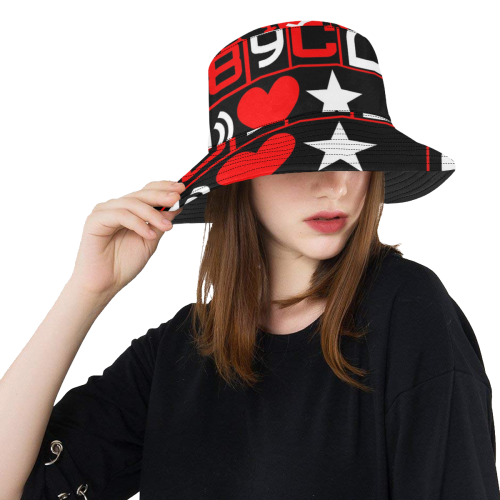 803b5108a7f DESIGN WORK-117 All Over Print Bucket Hat