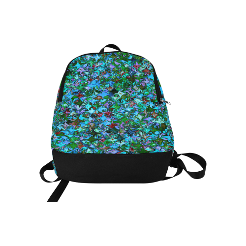 zappwaits-colorful 01 Fabric Backpack for Adult (Model 1659)