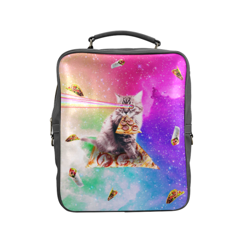 0e9b48085c Outer Space Pizza Cat - Rainbow Laser