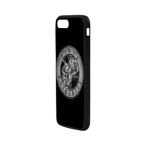 "dp Dice Case Rubber Case for iPhone 7 plus (5.5"")"