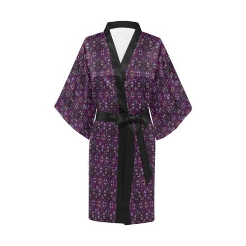 Armenian Traditional Art Kimono Robe