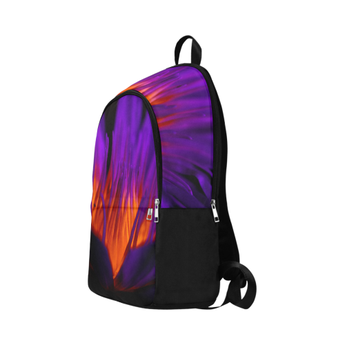 water lily 03 Fabric Backpack for Adult (Model 1659)