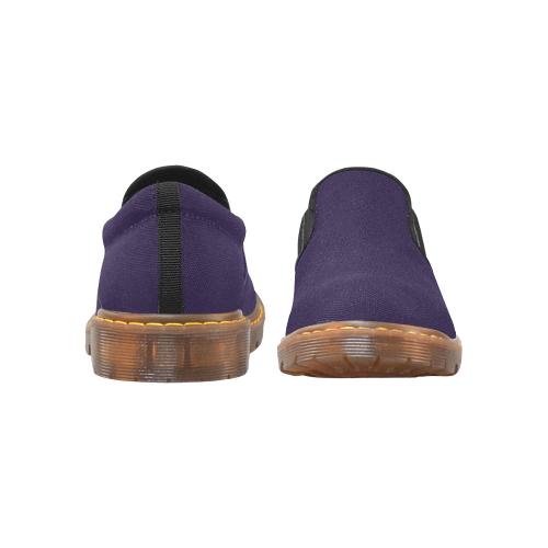 violet Martin Women's Slip-On Loafer/Large Size (Model 12031)