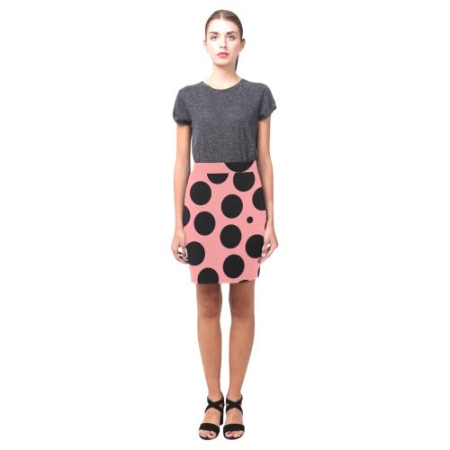black dots 04 Nemesis Skirt (Model D02)
