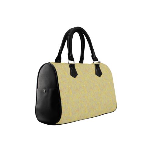 zappwaits abstract Boston Handbag (Model 1621)