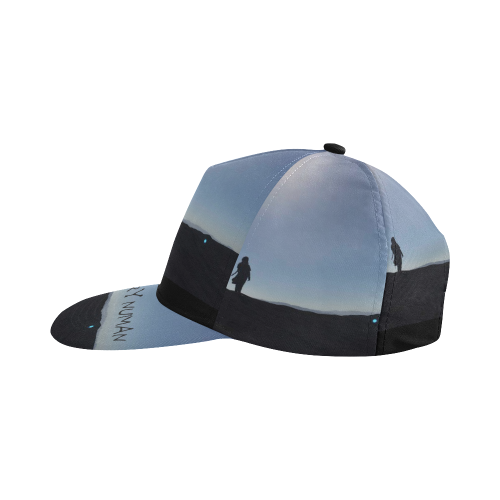 7074d5059a7 Gary Numan cap All Over Print Snapback Hat A