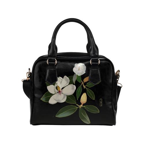 Magnolia Shoulder Shoulder Handbag (Model 1634)