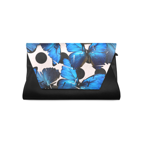 Shattered Butterfly Clutch Bag (Model 1630)