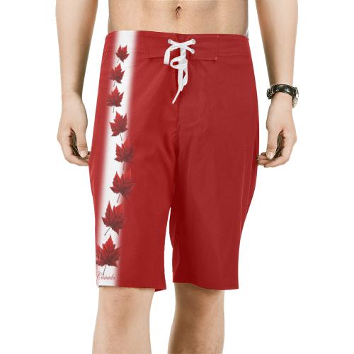 be9e706bdc Canada Souvenir Shorts Men's All Over Print Board Shorts (Model L16) | ID:  D3070018