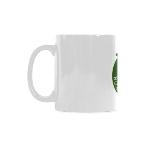 TAZA RED IBÉRICA DE BOSQUES COMESTIBLES White Mug(11OZ)