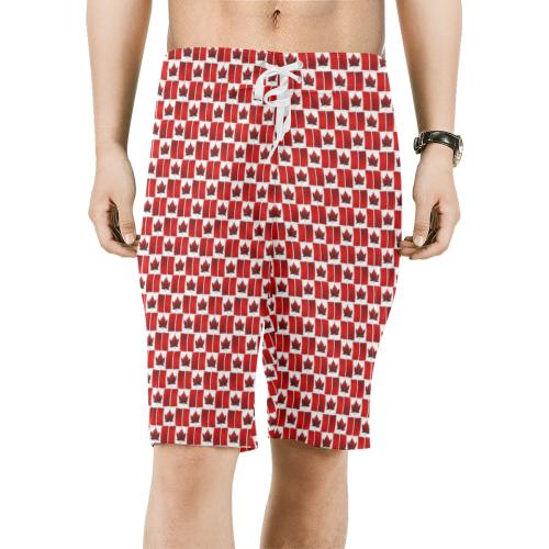 e39b1c49f3 Canadian Flag Shorts Men's All Over Print Board Shorts (Model L16) | ID:  D3070043