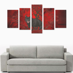customize cheap people places things canvas print sets artsadd