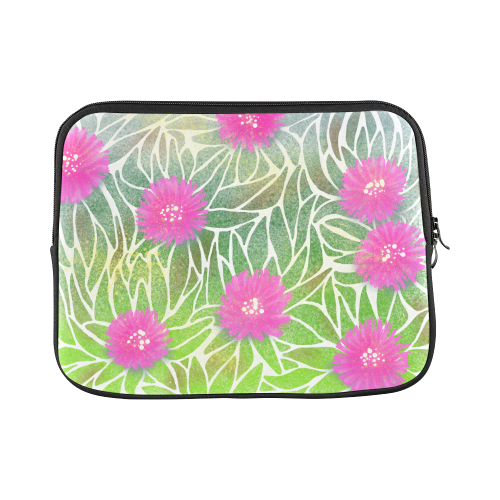 Pink Ice Plant Flowers. Inspired by California. Macbook Pro 13''