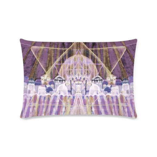 "Jerusalem 10 Custom Zippered Pillow Case 16""x24""(Twin Sides)"