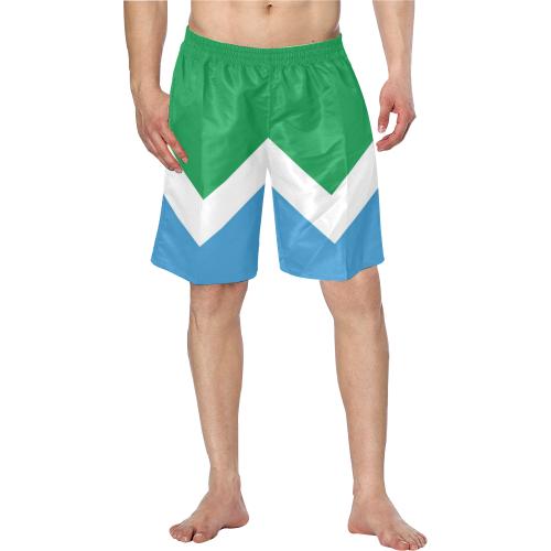 7920f032e2 Vegan Flag Men's Swim Trunk (Model L21) | ID: D2750165