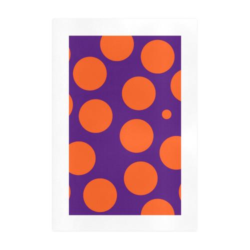 Design netzauge 11 Art Print 19''x28''