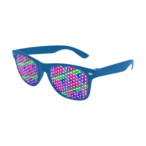 Vivid Life 1D  by JamColors Custom Goggles (Perforated Lenses)