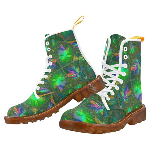 Tangled Destiny Martin Boots For Women Model 1203H