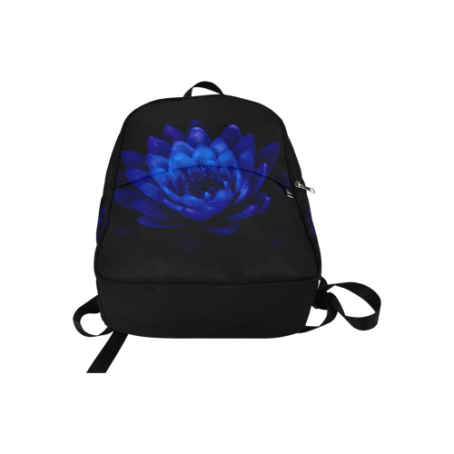 lotus flower 05 Fabric Backpack for Adult (Model 1659)