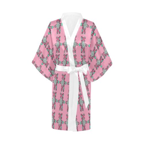 nounours 3h Kimono Robe