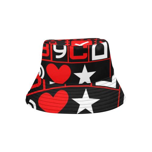 428fc6d405d ... DESIGN WORK-117 All Over Print Bucket Hat